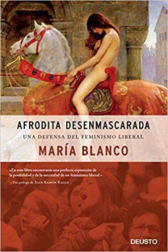 Afrodita desenmascarada cover