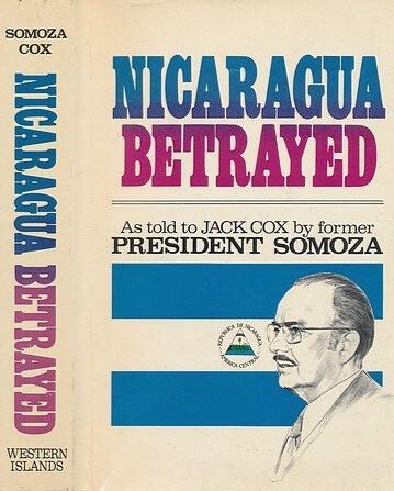 nicaragua betrayed cover
