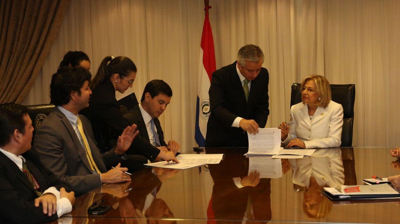 e-justice paraguay
