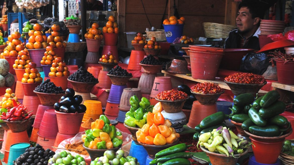 mexico groceries market