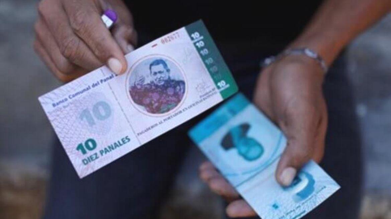 venezuelan currency panal