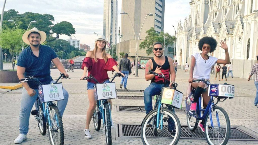 bike sharing colombia