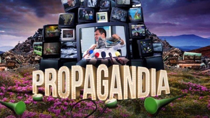 Propagandia cover