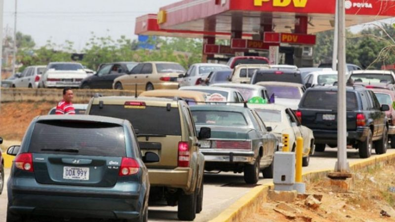 Venezuela gasoline