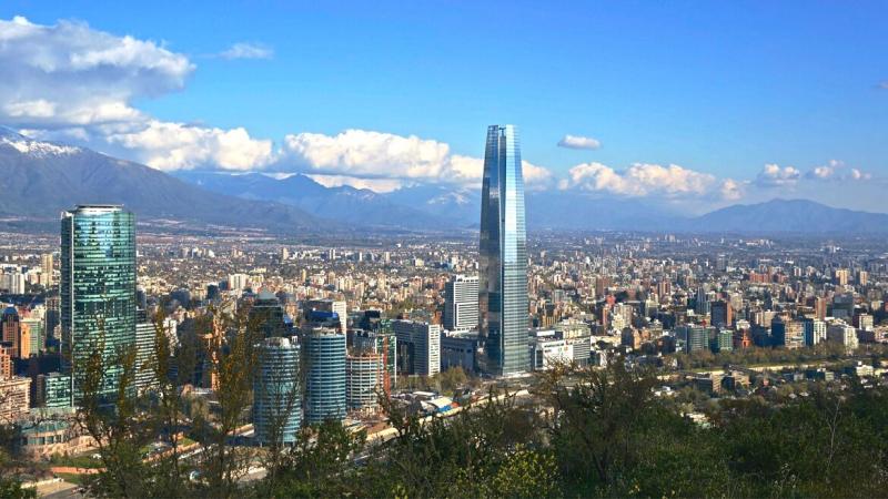 chile financial hub
