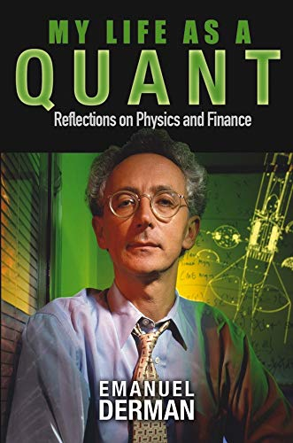 'My Life as a Quant' reveals the author's hostility towards laissez-faire markets.